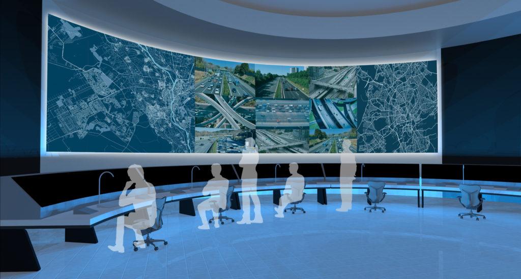 管制室イメージ